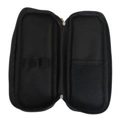 Tear-Resistant práctico Portalápices práctico organizador de la pluma de la bolsa con cremallera de la bolsa de papelería