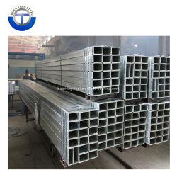 En10210 En10219 S355j0h S355j2h ASTM A500 galvanisierte quadratisches Stahlrohr/rechteckiges Stahlrohr/rechte Seite/Shs/nahtloser Stahl-galvanisiertes Rohr