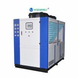 10HP 20HP 30HP 40HP سعر رخيص Air Cooled Industrial Glycol نظام مبرد المياه لصناعة البلاستيك الكيماويات
