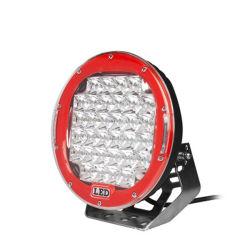 자동차 부속 9 인치 빨간 까만 덮개 4X4 ATV UTV LED 모는 빛 96W 185W 225W LED 일 빛