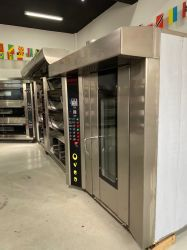 2020 промышленных выпечка хлеба оборудование для обработки продуктов питания для приготовления выпечки/выпечки печь хлеб пекарня торт cookie контактного диска для установки в стойку печи машины