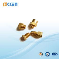 맞춤형 제작 CNC 기계 가공 황동 조명 부품