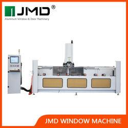 China-Aluminiumfenster CNC-Bohrung und Fräsmaschine-Fräsmaschine mit guter Präzisions-/Fabrik-Großverkauf-Aluminiumenden-Fräsmaschine