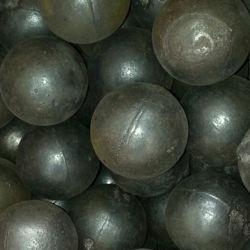 Molino de bolas de molienda de 60mm 70mm 40mm fabrica bolas de acero forjado
