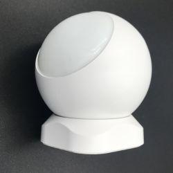 El cuerpo humano la lámpara de inducción de la luz del sensor de movimiento para escaleras closet