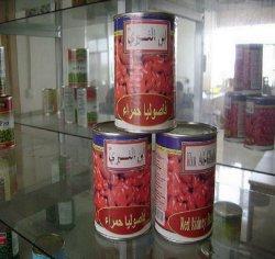 Cultivos frescos envasados de calidad excelente de Judías rojas
