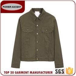 Мужчин, вымытой и короткое замыкание повседневный Джинсовая куртка