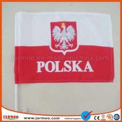 Förderndes Ereignis-Fliegen-Auto-Staatsflagge
