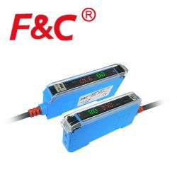 FF-403 Versterker van de Optische Vezel van de Digitale Vertoning van de Sensoren van het Type van versterker de Foto-elektrische