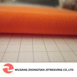 tessuto della pelle della pesca della saia del poliestere 75D*150d per l'indumento