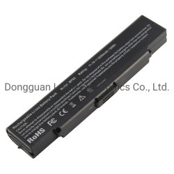 Batterie Li-ion de remplacement pour Sony BPS2 11.1v 5200mAh Batterie pour ordinateur portable 6 cellules
