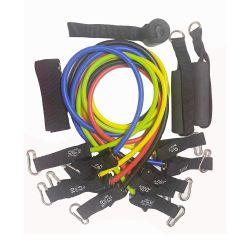 Комплект ленты с латексным сопротивлением 11 PCS с дверцей малого размера Для тренировок с АБС