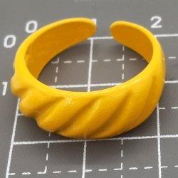 Alliage d'émail Mlgm bagues de couleur pour les hommes et femmes 2021 Mode bijoux de gros de l'anneau