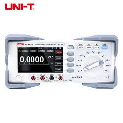 Uni-T multimètres de paillasse UT8804e avec un multimètre numérique RMS vrai