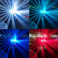 Discoteca 17r Beam Spot de lavado de cabeza en movimiento de 350W de iluminación de escena DJ