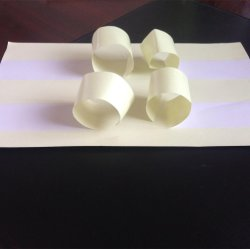 Adesivo termico per stampa di codici a barre personalizzato in carta formato A4 Etichette adesive in carta