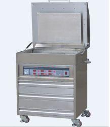 Machine voor het maken van flexibele polymeerplaten met belichtingseenheid