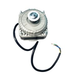 10W 소형 동력 고속 1300r/최소 1상 전기 배기 팬 모터 콘덴서 팬 샤드 폴 모터