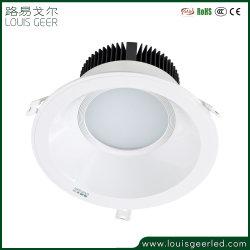 IP44 IP54 IP65 مصابيح السقف بيع التجهيزات الكهربائية الصمام الثنائي الباعث للضوء التجاري مصباح LED منخفض خفيف في السقف بقدرة 20 واط قابل للتخفيت باللون الأبيض سعر منخفض ضوء خفيف