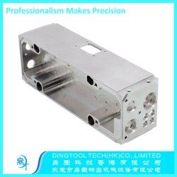OEM ODM de piezas de mecanizado CNC de piezas de semiconductores de acero inoxidable