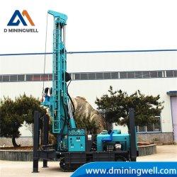 Agua Welll FY280 plataforma de perforación La perforación de la manguera para plataformas utilizan equipos de perforación rotativa
