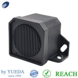 Alarma de coche de alta tensión de 97dB de protección IP68 Sonido Zumbador de sirena de alarma de coche