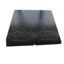 塀またはガードレールの小さいですか中間または大きい質またはしわの屋外の粉のコーティング