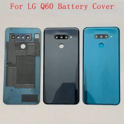 LG Q60 배터리 커버 백용 도매 휴대폰 케이스 렌즈 포함 하우징