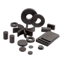산업용 페라이트 블록 디스크 링 아크 맞춤형 영구 자석