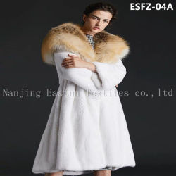 Indumento Esfz-04A del cuoio e della pelliccia