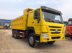 China utiliza Sinotruk camiones HOWO VEHÍCULO / 336-420CV Dumper camiones volquete/// Camión Volquete Camión Volquete usados / Camión Volquete Pesados