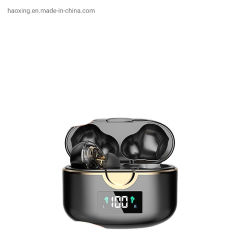 HX-T22 미니 레트로 FM 라디오 및 전원 Bluetooth 헤드폰