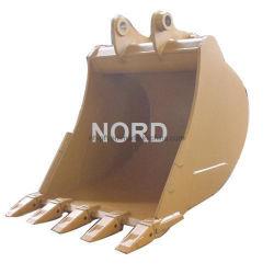 Benne de chargeur de godet de pelle Digger godet excavateur de fabrication des seaux d'acier