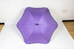 Tempête iconique parasol Windproof Performance ultime protégé contre les UV Léger et facile à maintenir la conception iconique parasol droites