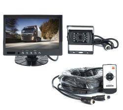 차량 모니터 트럭 모니터 버스 모니터 모니터 모니터를 반전하는 7 인치 차량