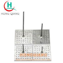 Hardware del chiodo dell'isolamento di HVAC di Pin dell'isolamento del gancio dell'isolamento di Auto-Adesione