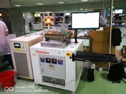 Brenner 2021 Stickstoff Wasserstoff Hybrid-Formsäure Vakuum-Reflow-Schweißen Niedriger Durchfluss Unterdruck-Reflow-Ofen RS220