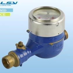 Lsy einzelner Düsentrockner-Typ Leitschaufel-Rad-Plastikwasser-Messinstrument