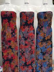 De raiom de viscose Series4 Senhoras Fashion impresso de tecidos para vestuário