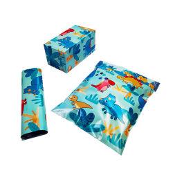 وكلاء بوليمير للبلاستيك للطباعة عالية الجودة من شركة DHL FedEx حقيبة لارتشاف حقائب لمندوب التوصيل