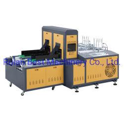 آلة صنع طبق الورق (ZDJ-400)/آلة صنع قصع الورق التلقائية/سرعة عالية آلة لوحة الورق