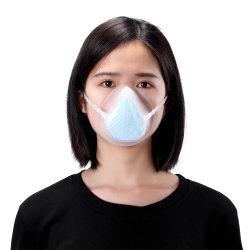 도매 형식 실리콘 재사용할 수 있는 빨 수 있는 N95 KN95 FFP2 PPE 얼굴 안전 방어적인 인공호흡기 3명 가닥 먼지 처분할 수 있는 아이 가면 얼굴 방패 디스트리뷰터