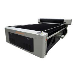 ماكينة قطع ليزر CO2 مسطحة 1300mmx2500mm للخشب/الأكريليك/MDF/خشب الرقائقي