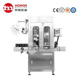 De fabrikant produceert het Plastiek van de Vlek/het Krimpen van het Etiket van de Dekking van de Fles van het Etiket van pvc van het Water van het Glas Fles Gezuiverde Plastic Machine