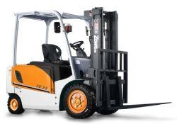 새로운 판매 4 휠 2000/2500/3000/3500kg Zowell 브랜드 맞춤형 전기 카운터 밸런스 지게차