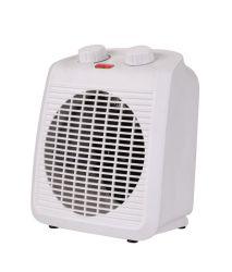 Espaço elétricos portáteis aquecedor ventilador, 1000W aquecedor com termostato. FT em minutos, segura e tranquila para sala de escritório de turismo Piscina