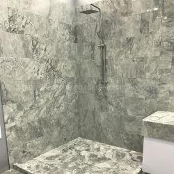 تركيا فضة الحجر الرماد يحشد [توندرا] رخام سعر ل لوحات الحائط والأرضية