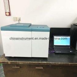 Bombe calorimétrique automatique de l'oxygène pour bombe calorimétrique Test pour la valeur calorifique d'un matériau