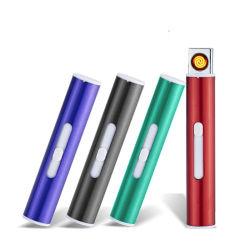 Plastikring USB-Lichtbogen-Feuerzeug preiswertes USB-elektrisches preiswertes Feuerzeug