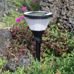 Качество солнечного освещения светодиодный индикатор в саду на солнечной энергии для использования вне помещений лужайке лампа